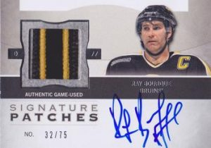 Signature Patches Ray Bourque