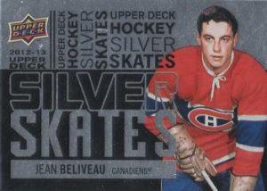 Silver Skates SP Jean Beliveau