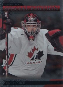 UD Team Canada Special Edition Carey Price