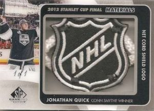Stanley Cup Finals Net Cord Shield Jonathan Quick