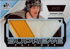 Supreme Patches Jaromir Jagr