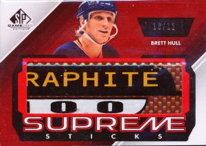Supreme Sticks Brett Hull