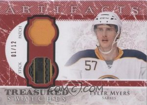 Treasured Swatches Red Tyler Myers