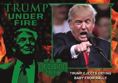 Decision 2016 Trump Under Fire