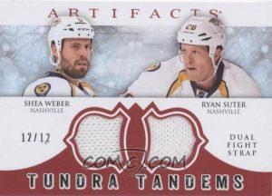 Tundra Tandem Shea Weber, Ryan Suter