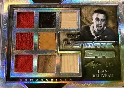 Ultimate Card Jean Beliveau