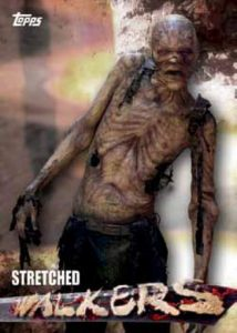 Walking Dead Season 5 Walkers Stretched