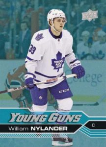 Series 1 Young Gun Acetate William Nylander