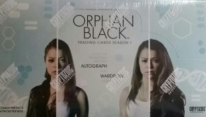 Orphan Black Box