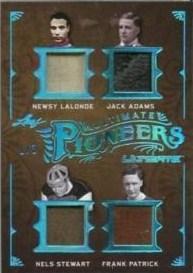 Ultimate pioneers Quad Lalonde, Adams, Stewart, Patrick