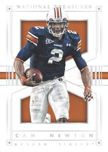 National Treasures Base Cam Newton