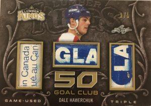 50 Goal Club Dale Hawerchuk