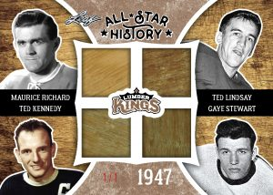 All Star History Richard, Kennedy, Lindsay, Stewart