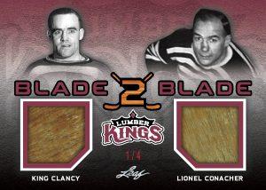 Blade 2 Blade Clancy, Conacher