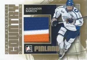 ITG Draft Prospects Country of Origin Aleksander Barkov