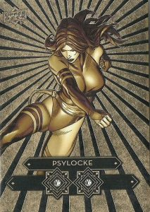 Diamond Mine Psylocke