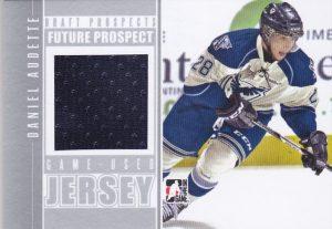 ITG Draft Prospects Future Prospect Jersey Daniel Audette