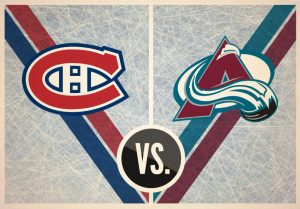Habs vs Avalanche