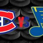 Habs vs Blues