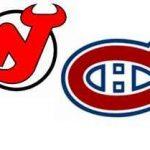 Habs vs Devils