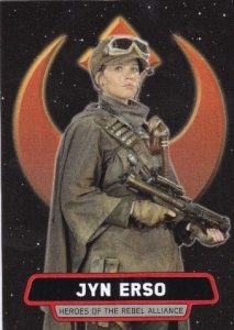 Heroes of the Rebel Alliance Jyn Erso