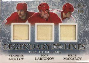 Legendary Lines Krutov, Larianov, Marakov