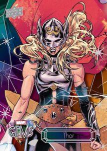 Marvel Gems Base Thor