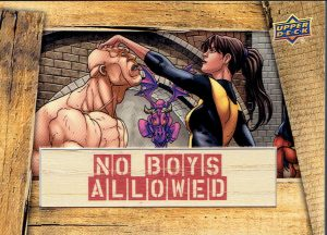 No Boys Allowed Kitty Pryde