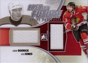 ITG Draft Prospects Past & Future Jeremy Roenick, Seth Jones