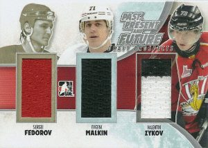 ITG Draft Prospects Past, Present & Future Fedorov, Malkin, Zykov