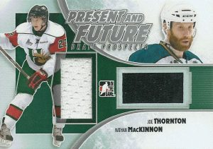 ITG Draft Prospects Present and Future Joe Thornton and Nathan MacKinnon