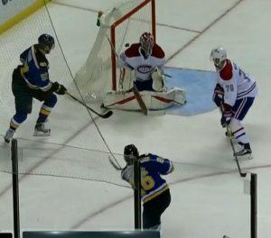 Stastny Goal