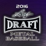 Leaf Metal Draft Baseball Thumbnail