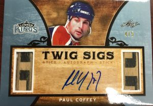 Twig Sigs Paul Coffey