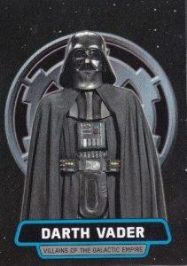 Villains of the Galactic Empire Darth Vader