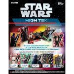 Star Wars High Tek Sell Sheet