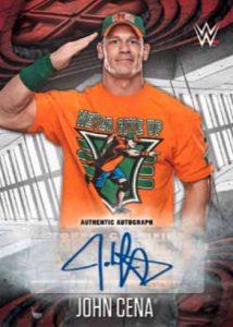 Autographs John Cena