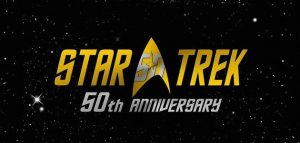 Star Trek 50th Anniversary Banner
