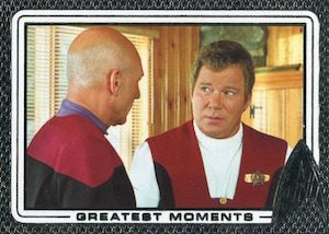 Base Greatest Moments Picard, Kirk