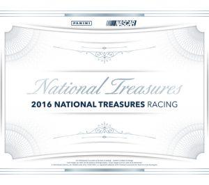 National Treasures NASCAR Box