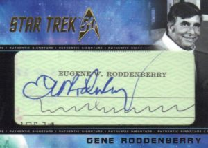 Cut Signature Gene Rodenberry