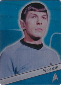 Metal Set Spock