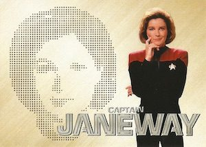 Phaser Cut Captain Janeway