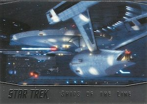 Ships of the Line Enterprise