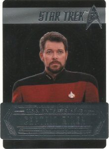 Starfleet Captains Riker