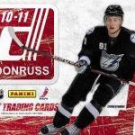 2010-11 Donruss Hockey Box