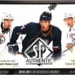 2010-11 SP Authentic Box