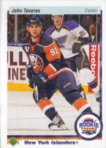 20th Anniversary All Rookie Team John Tavares