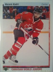 20th Anniversary Canadian World Jrs Nazem Kadri