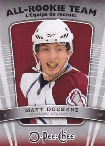 All-Rookie Team Matt Duchene